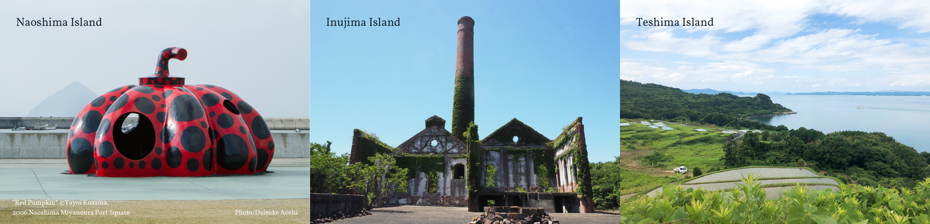 Setouchi Islands